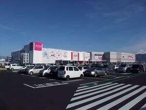 ★AEONモール昭和店★当ホテルから車で5分!お店の数が豊富のショッピングモール♪