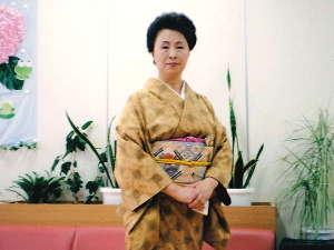 ワンディ美津木:【女将 山口節子】館内のお風呂は貸切風呂として24時間いつでもご利用いただけます。