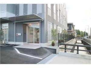裾野セントラルホテル 寿々木:玄関回り