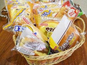 ホテルマイラ:朝食パンサービス♪6:00~9:00までご提供しています。いくつでもどうぞ(^^)/
