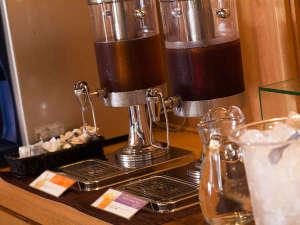 ■フリーカフェ■10:00~23:00 自家焙煎コーヒーやフレーバーティをご準備しております。