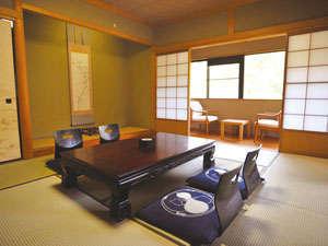 鶴仙庵:森の風館 和室3