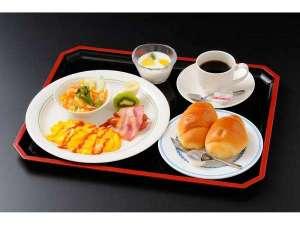 宇治第一ホテル:朝食(洋食)