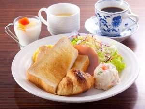 アパホテル<御堂筋本町駅前>:朝食(洋食)