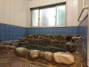 湯元屋旅館:岩風呂