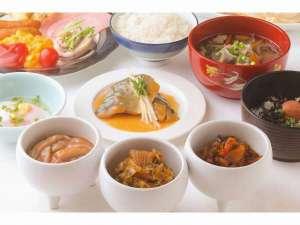 八戸ワシントンホテル:和食は副菜からご飯のお供も充実!