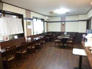 武蔵村山ビジネスホテル純和:ラウンジ(夕・朝食会場)