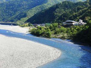入鹿温泉ホテル瀞流荘 の写真