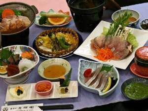 あしずり温泉郷 ホテル足摺園:当館人気食材満喫プラン♪高知県ならではの「葉ニンニクのヌタ」もお愉しみ頂けます。