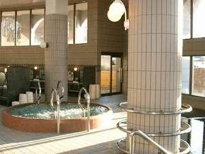 温泉ホテルきたひやま:泡風呂