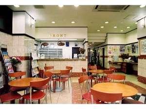 東横イン蒲田東口:ロビー、フロント