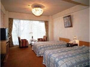 赤倉ホテル:本館 ツイン