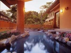 赤倉ホテル:露天