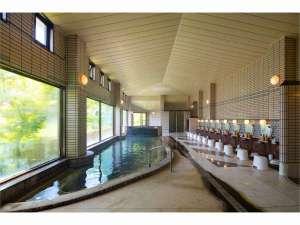 赤倉ホテル:大浴場「有縁の湯」