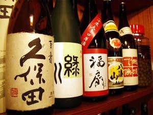 ロッヂ山びこ:ここでしか味わえない銘酒にであえるかもしれません!