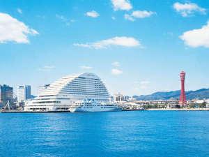 神戸メリケンパークオリエンタルホテルの写真