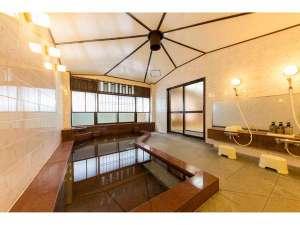 ホテルルナパーク別邸やすらぎ:内風呂