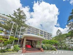 大自然と露天風呂のリゾート 蓼科グランドホテル 滝の湯の写真