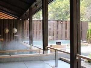 大自然と野天風呂のリゾート 蓼科グランドホテル 滝の湯:2016年9月誕生、渓流露天風呂『棚湯』