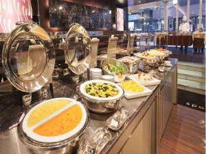郡山ビューホテルアネックス:朝食バイキングイメージ