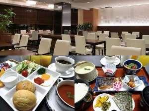彦根グランドデュークホテル:【ご朝食(7:00~10:00)】和・洋から選べる朝食