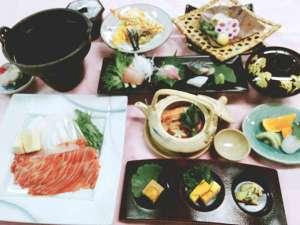 彦根グランドデュークホテル:【ご夕食(17:00~20:30)】近江牛すきやき会席