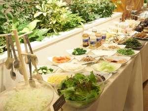 神戸サウナ&スパ ホテルカプセルイン神戸:レディースフロア朝食