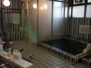 ビジネスホテル プラザ駒込:ホテルに隣接した温浴施設です。広いお風呂でゆったりとおくつろぎください。ホテルご宿泊の方は無料です。