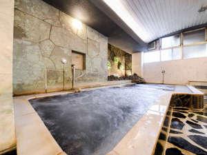 ビジネスホテル プラザ駒込:*【内湯浴場一例】地下数百メートルから湧き出る100%天然高品質ミネラルウォーターを使用