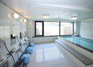 ホテルユタカウイング:大浴場(男女入れ替え制)