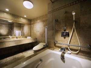 スタンダードツイン(34㎡)バスルーム
