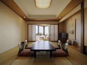 鎌倉パークホテル:和室(10畳)