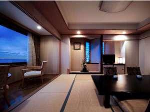 和洋スイートルーム(70㎡)和室リビングルーム2011年12月リニューアル