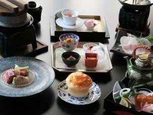 鎌倉パークホテル:2017年12月 季節の懐石料理