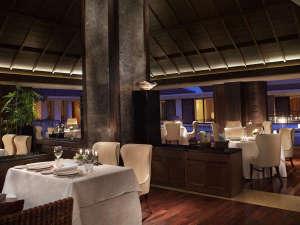 ザ・リッツ・カールトン沖縄:イタリアンレストラン「ちゅらぬうじ」