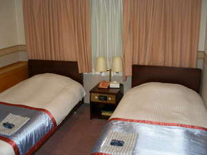 川崎リバーホテル:本館ツインルーム