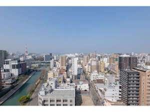 眺望イメージ(昭和通り)