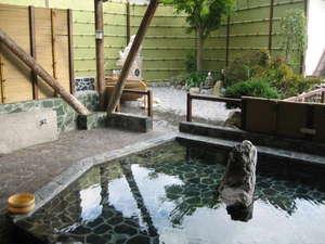 おやど 湯の季(ゆのとき):混浴大露天風呂