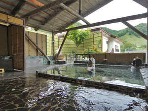 おやど 湯の季(ゆのとき):混浴露天風呂。