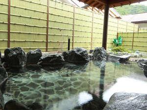 おやど 湯の季(ゆのとき):女性用露天風呂