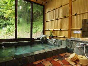 おやど 湯の季(ゆのとき):貸切家族風呂。ご家族やグループでごゆっくりご入浴いただけます。