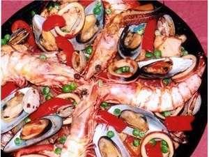 スペイン料理の宿・・・ヴィラ・アビエルタ