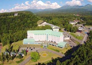 白金四季の森ホテルパークヒルズの写真