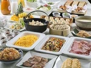 八日市ロイヤルホテル:◆大人気和洋朝食バイキング◆6:30~9:00