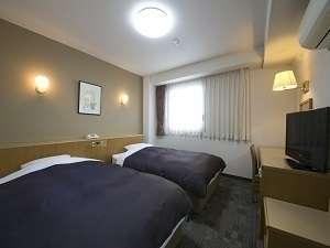八日市ロイヤルホテル:◆ツインデラックス◆!◆角部屋限定2室 ベッドくっつけ可能!