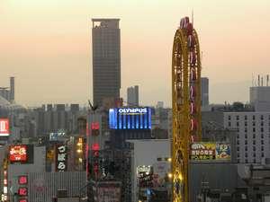 大阪なんばワシントンホテルプラザ:景観