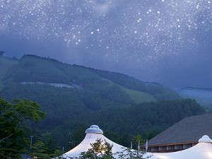 小海リエックスホテル:冬の夜空はスターウォッチングベストシーズン