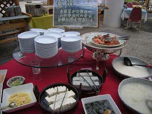 小海リエックスホテル:元気朝食!信州の新鮮食材コーナー