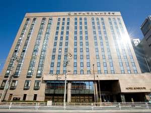 ホテルサンルートプラザ名古屋 外観