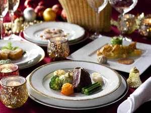 ホテルイタリア軒(ニューオータニ アソシエイトホテル):クリスマススペシャルディナー